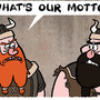 Viking Motto by ToonHole