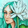 Water Lily by covellite