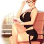Roxy Secretary by DigiFoxStudios