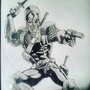 Deathstroke DcComics by artwithabraham