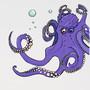 Octopus by niferdil