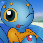 Cute Manaphy tease by DreamEclipseWolf
