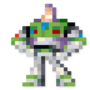 Day #7 - Buzz Lightyear by JinnDEvil