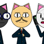 Salarycats by JTBPreston
