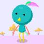 Manbird 1 by Glebaster