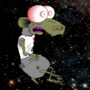 Rats on Cocaine Space Gif by ApocalypseCartoons