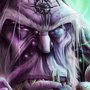 Gaardalok Warlock by Manguinha