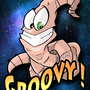 Earthworm Jim by OmgXero