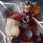 Meeting the Thunder God by Dizimz
