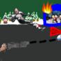 Round3: Fight Rambo VS Kirby by ScrewTheRules