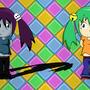 Chikako & Mariko by Sonucais