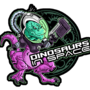 Dinosaurs In Space by TurkeyOnAStick