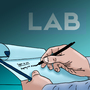 Laboratory CoverArt by ridzuan-Shah