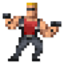 Day #16 - Duke Nukem by JinnDEvil