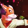 Fox McCloud by k7vin