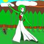 my main pokemon named lovely by emir-hellsent