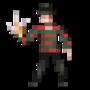 Day #17 - Freddy Krueger by JinnDEvil