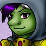 Arkana_Brand new Look! by Evil-Rick