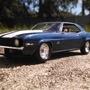 1/24 Revell 1969 Camaro by Fallschirmfuchs