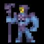Day #20 - Skeletor by JinnDEvil