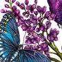 Lilacs dressing springtime by MojoRising