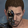 "RE6 Chris as the ""Terminator ""! by CyberBrian360"