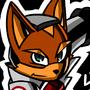 Bad Fox McCloud by LDranzer