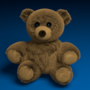 My Belove Teddy by coconutloverrr