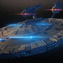 Star Trek - Federation - Turion Class by HagiuKover