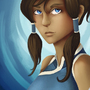 Korra Portrait by Scylla812