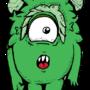 Little Monster by JUANCHIDRAWS