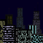 City Nighttime by LaserVision