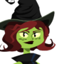 vector witch by Jon-Fuchsworld