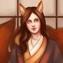 Kitsune by StarksNotDead
