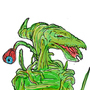 Green-Husk by HagiuKover