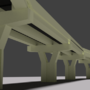 3D model of Flyover by Mujtahid