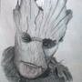 Groot - Guardians Of The Galaxy by Damrock