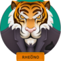 Tiger_Icon by Rheono