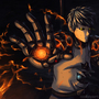 Genos fanart one punch man by irvintiu