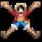 Day #30 - Monkey D. Luffy
