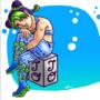 Jolyne Cujoh Fanart by waygame28