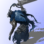 Knight Artorias by Th3EvilCookie