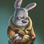 Jacquo the Rabbit by Shamoozal