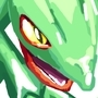 sceptile by daigonite