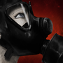 Gas Mask Woman by RealBenKM