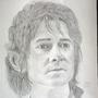 Bilbo Martin Freeman by Damrock