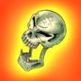 Laughing Skull by LightspeedFiend