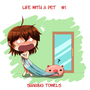 Life with a pet #1 by irvintiu