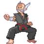 Pixel Art Tekken by thief9