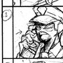 Storyboards and Thumbnail sketches for new toon by MackleNG